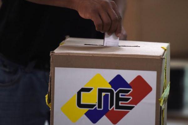Votación Venezuela