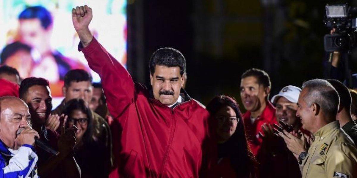 """Maduro rechaza suspensión del Mercosur y asegura que a """"Venezuela no la van a sacar jamás"""""""