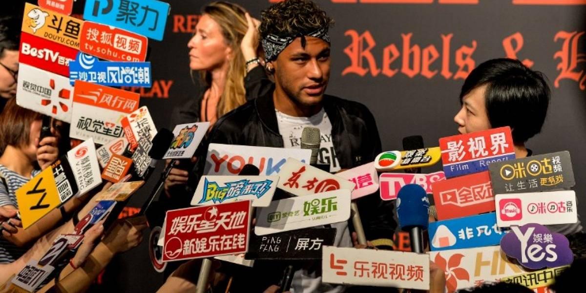 Gobierno francés autorizó al PSG para presentar a Neymar en la Torre Eiffel