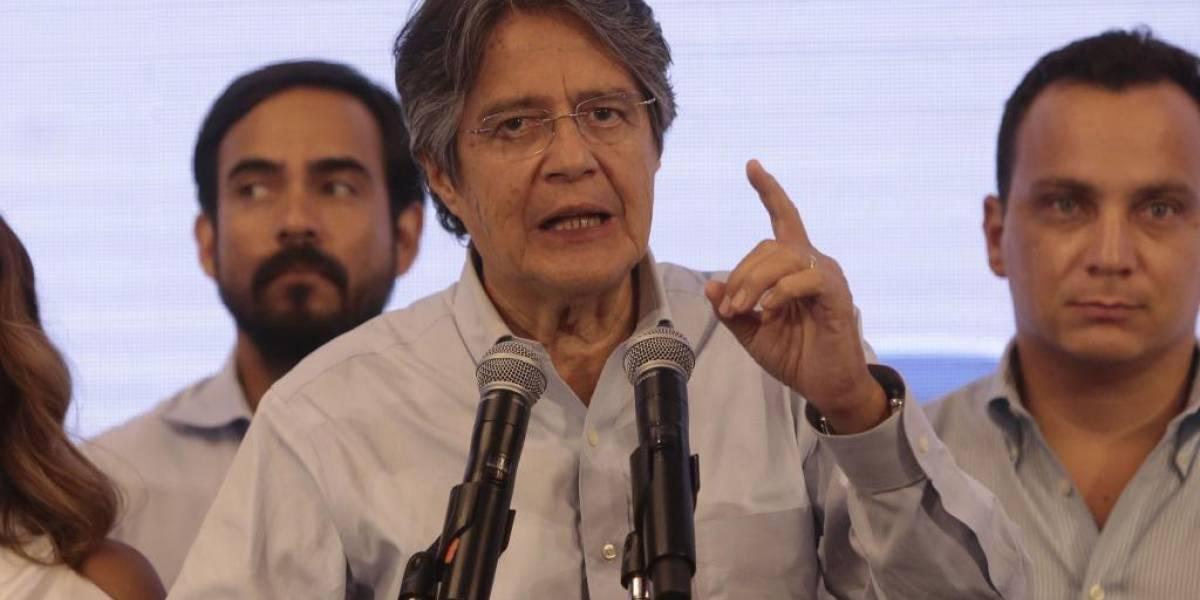 Lasso oferece apoyo a Consulta Popular de Lenín Moreno