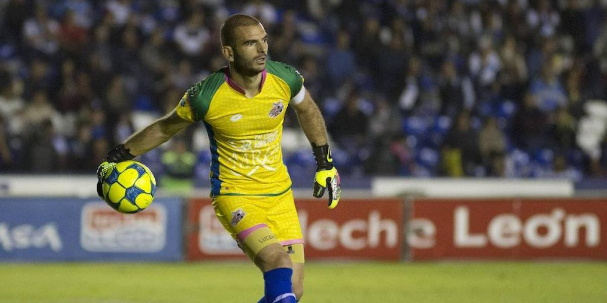 Portero Lucero Álvarez no sufre daño neurológico ni en el ojo