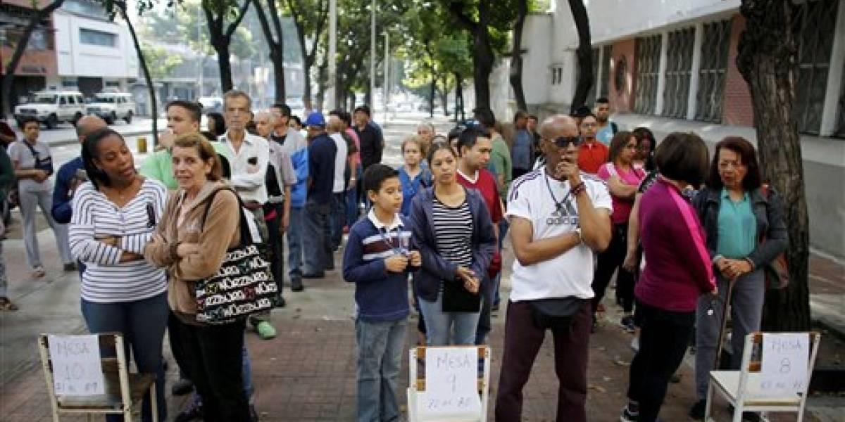 Ocho millones de personas votan en Constituyente de Venezuela
