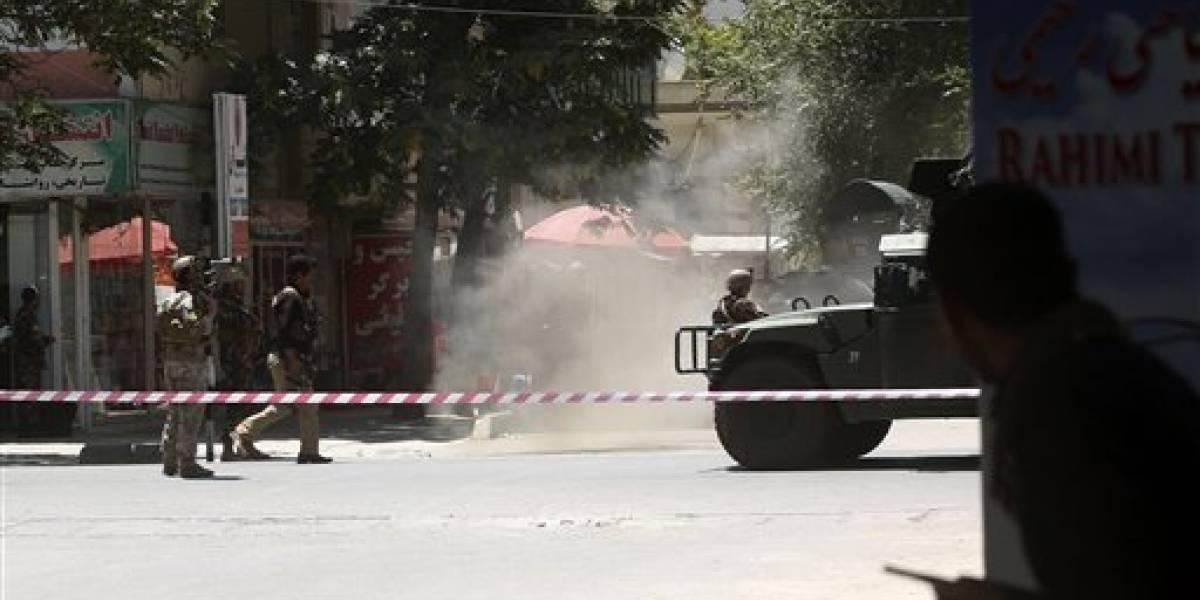 Estado Islámico lanza ataque suicida contra embajada de Irak