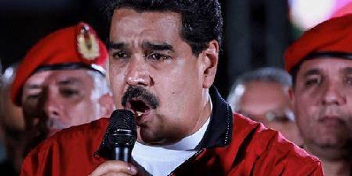 """Maduro responde a Trump """"Go home"""" y """"anuncia ejercicio nacional cívico militar"""" en Venezuela"""