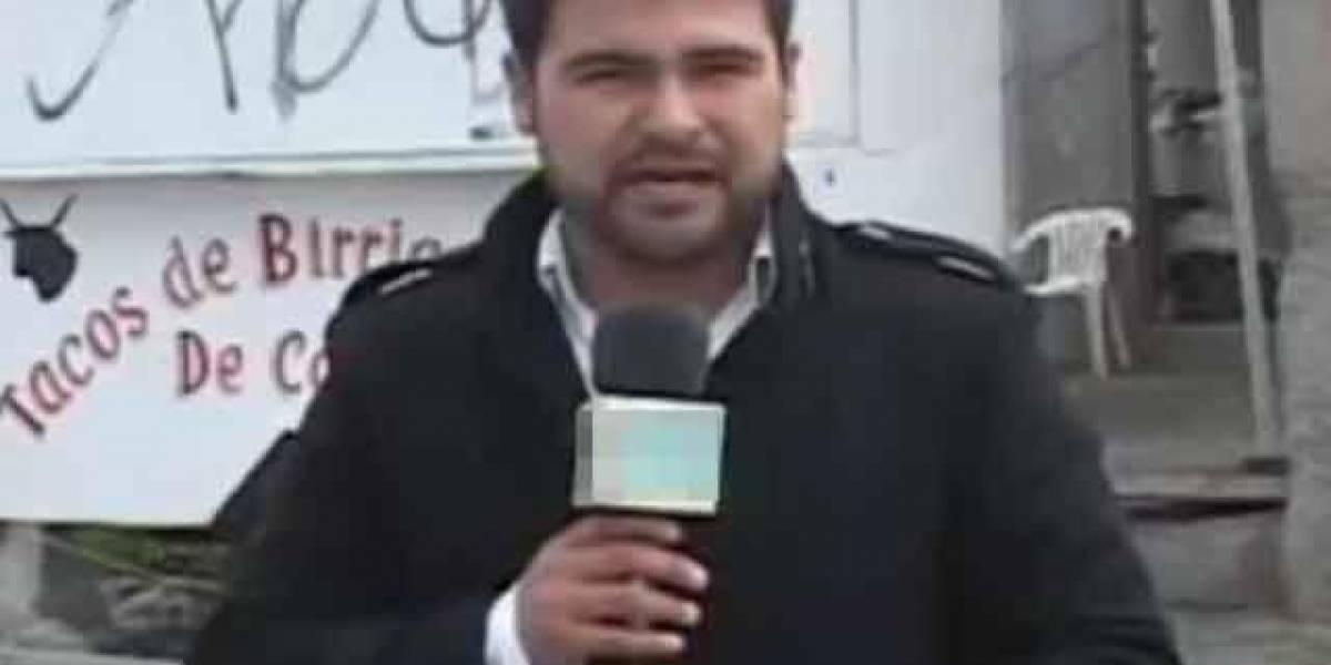 Asesinan a periodista en Baja California; es el noveno en 2017