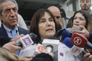 Ministra Castillo