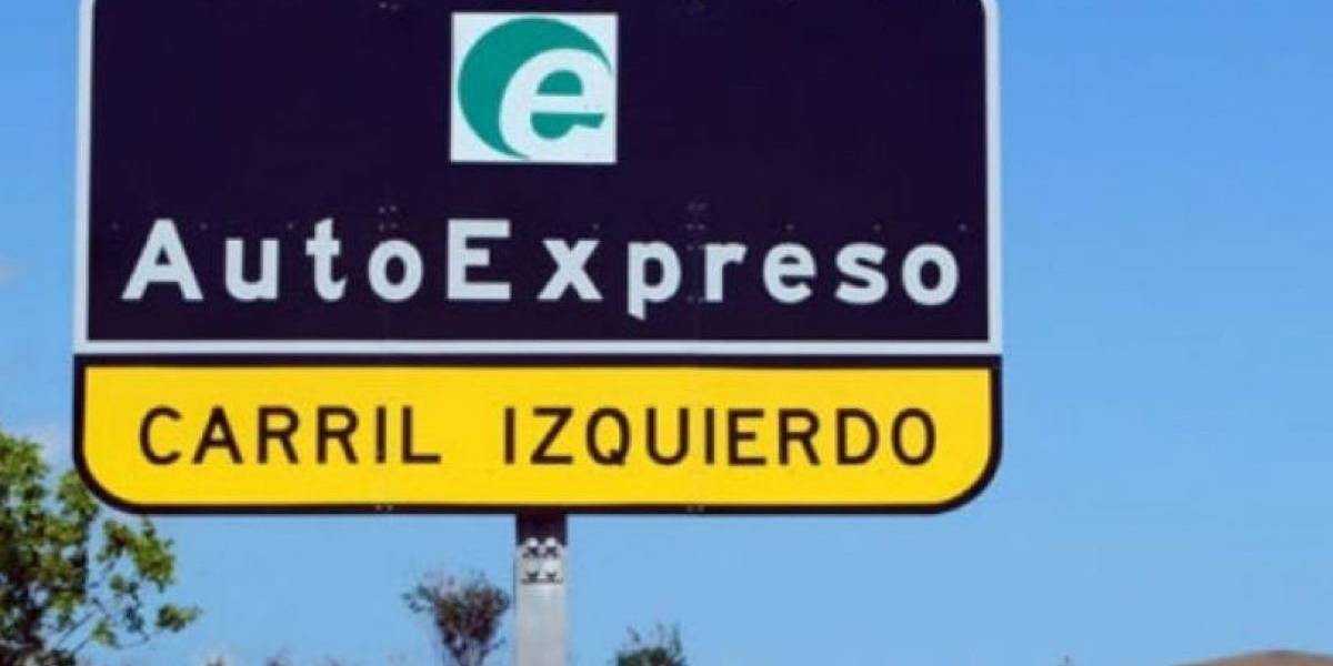 Presentan medida tripartita para eliminar multa de AutoExpreso