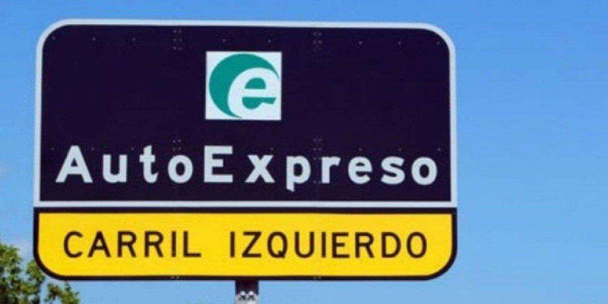 Camión impacta letreros de PR-22 en dirección de Vega Alta a Bayamón