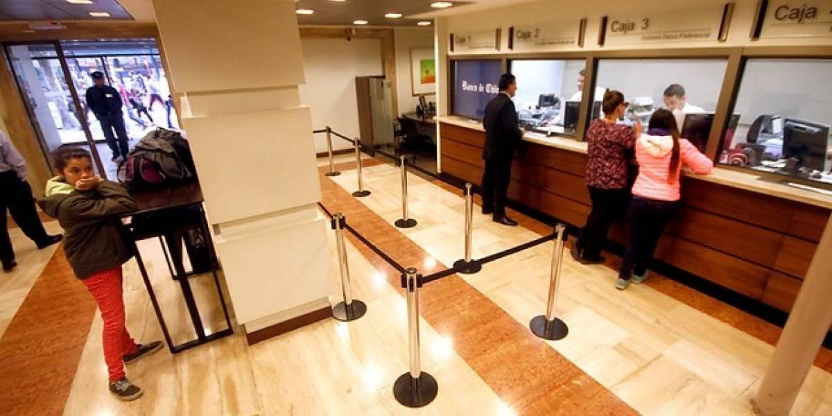 Bancos cierran el primer semestre con utilidades por sobre los US$1.800 millones