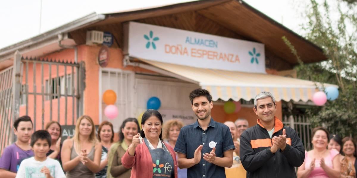 Fondo Esperanza lanza su campaña en apoyo a microemprendedores