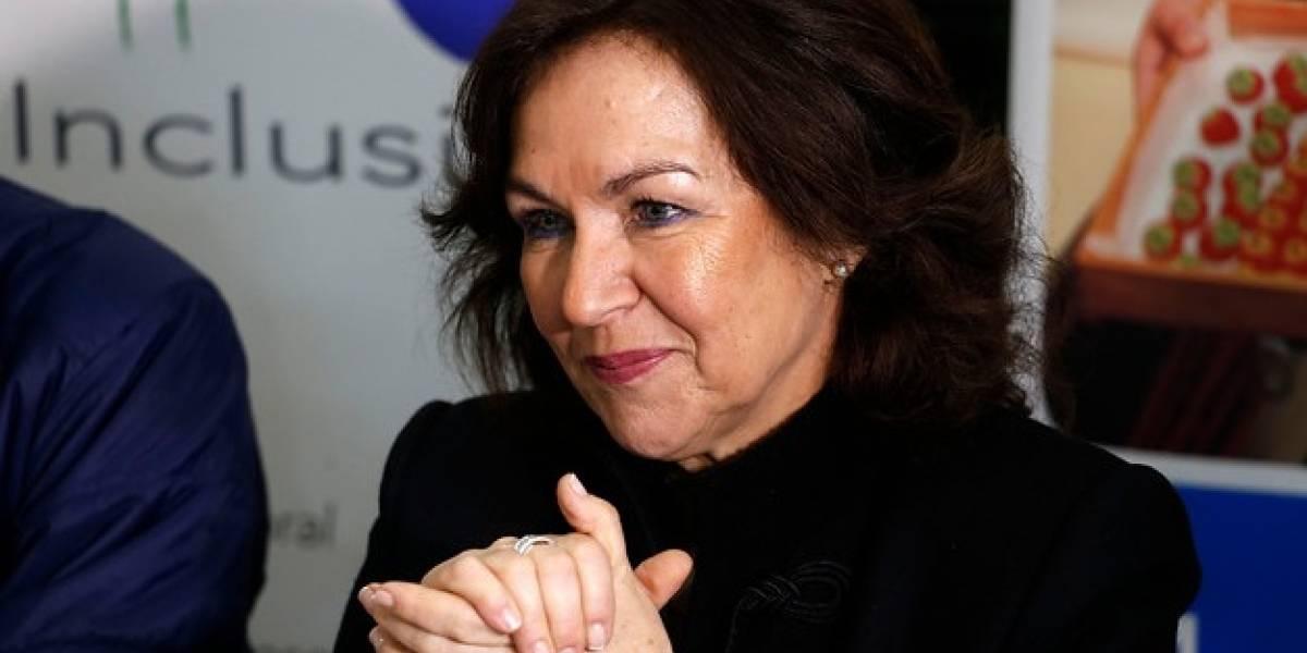 Ministra Krauss destaca aumento del empleo asalariado y que no suba desocupación