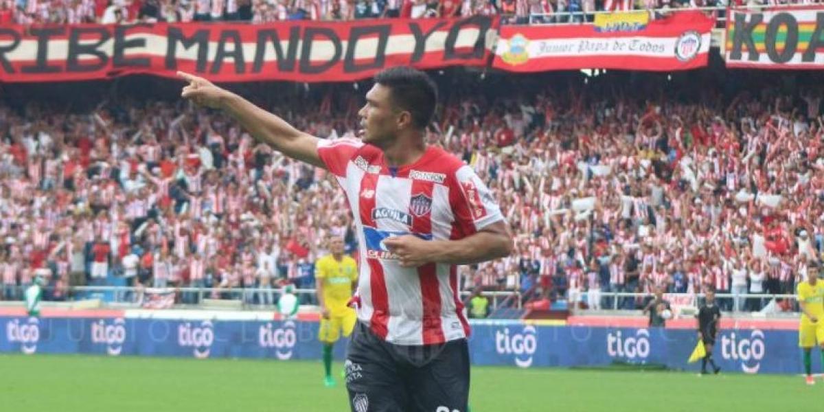 Dimayor confirma la sanción a Teófilo Gutiérrez por simulación