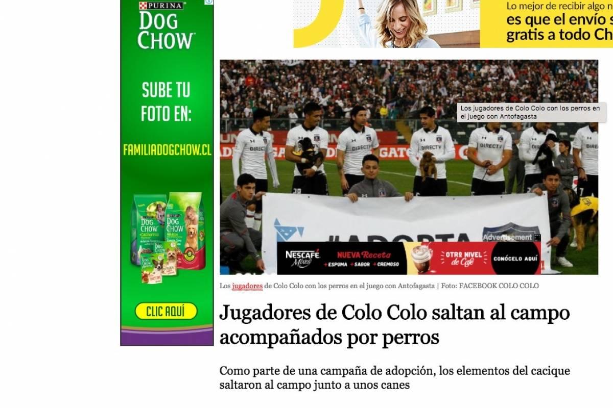 Récord de México no dejó pasar la salida de los albos / Web