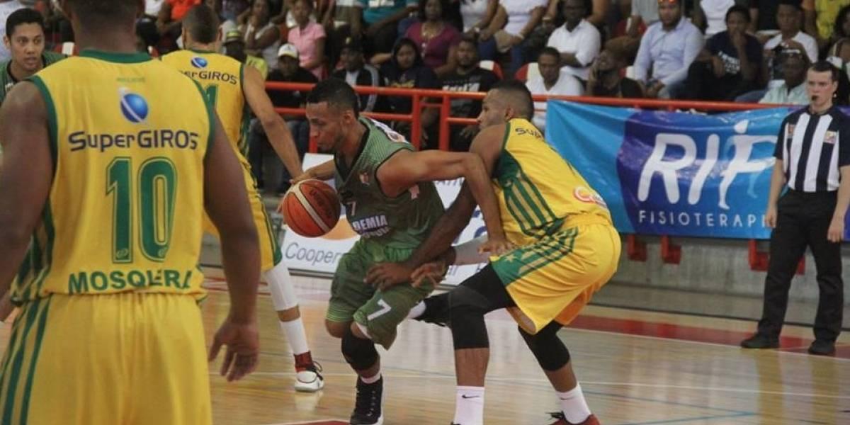 Equipo no podrá jugar la final del baloncesto colombiano por no poner extranjeros