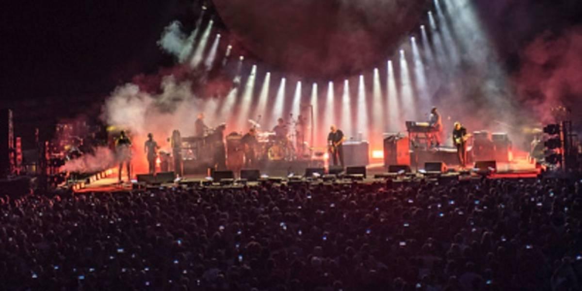 David Gilmour exhibirá 'Live at Pompeii' en cines de todo el mundo