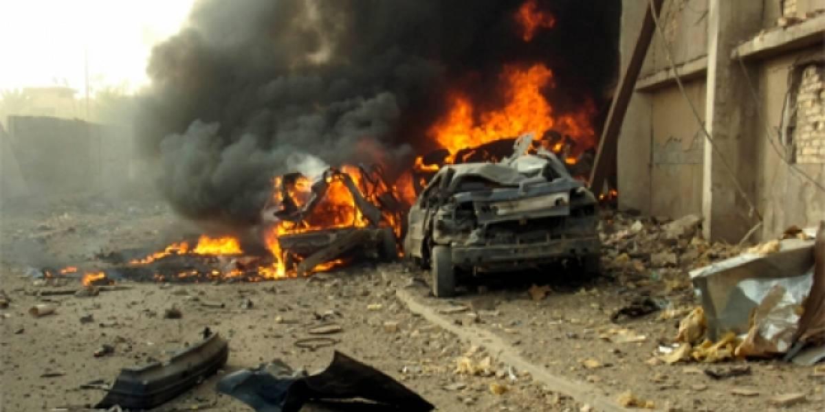 Atentado de EI a embajada de Irak en Afganistán deja al menos 6 muertos