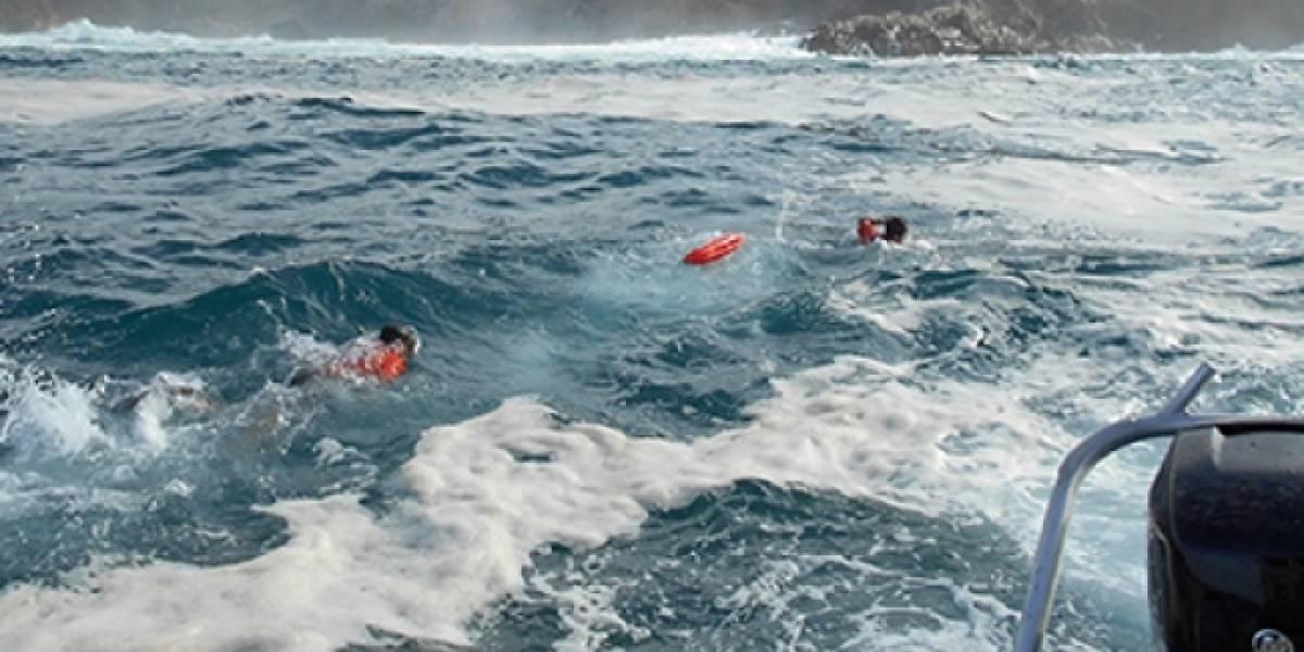 Mar de fondo afectará costas de Chiapas a Baja California Sur