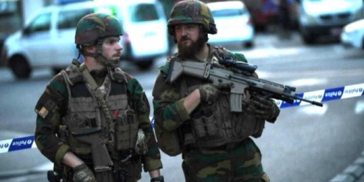 Evacúan Palacio de Justicia de Bruselas por un vehículo sospechoso en las inmediaciones