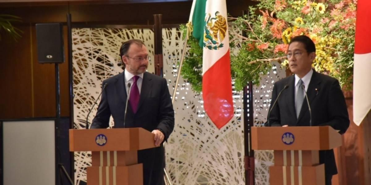 México y Japón refrendan sus compromisos con la apertura de los mercados y el libre comercio