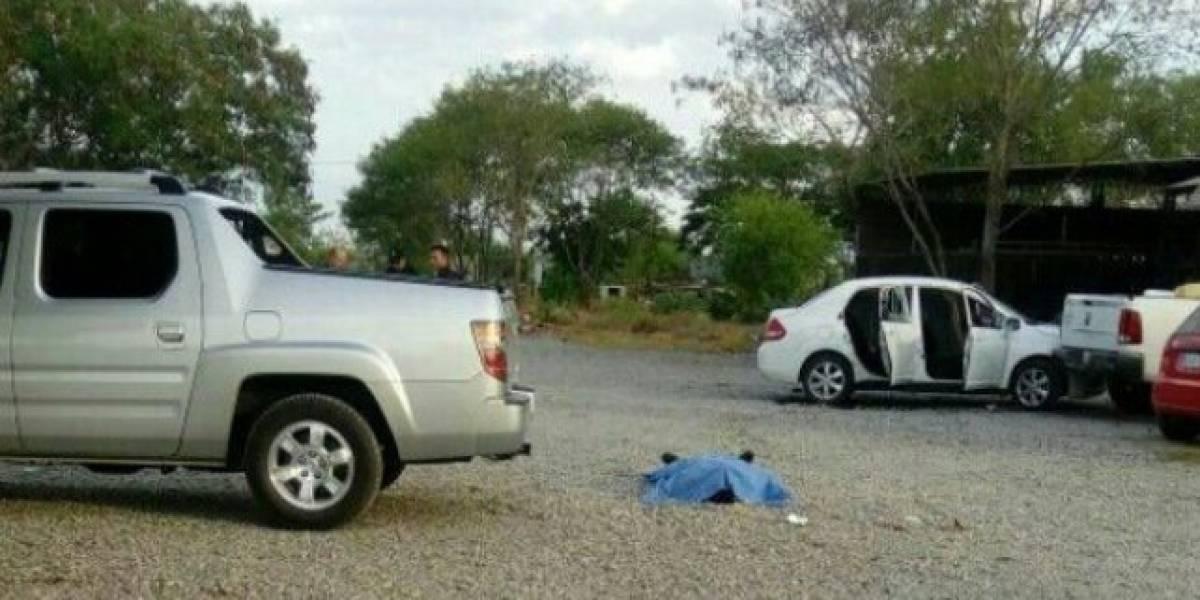 Asesinan a balazos a coordinador de penales de Tamaulipas