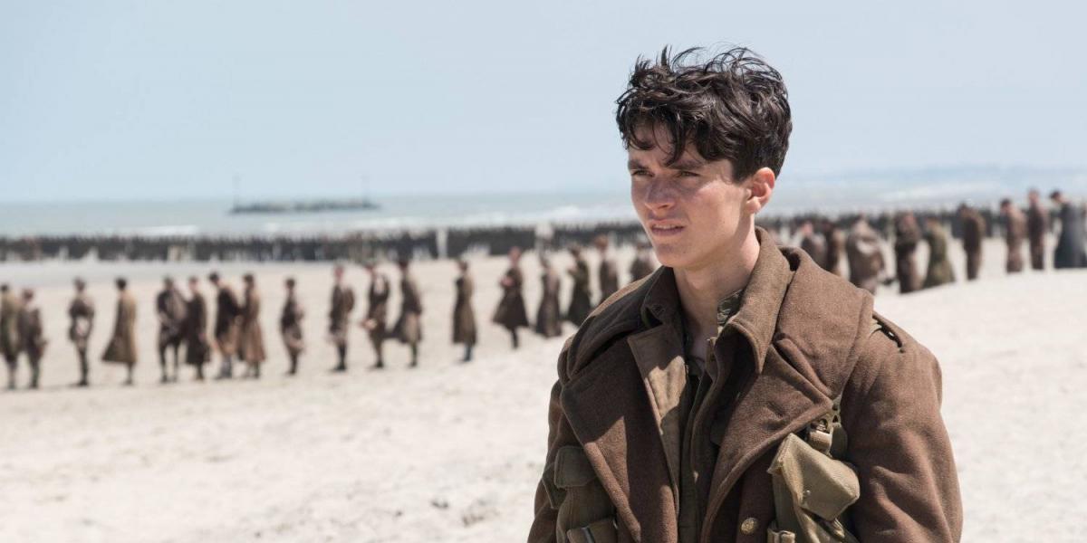"""""""Dunkerque"""" se convierte en el mejor estreno en el primer fin de semana"""