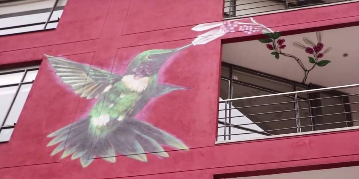Conquista la ciudad con el Bogotá Graffiti Tour