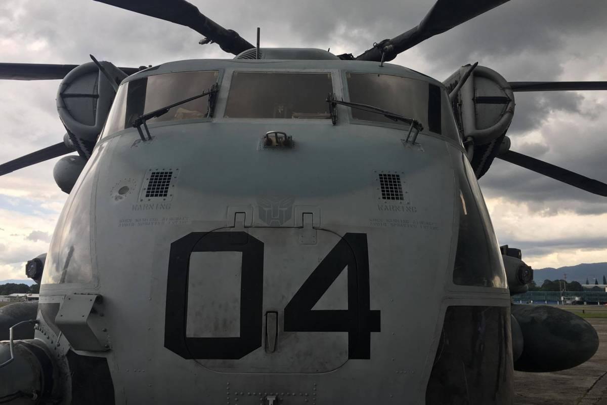 Aeronaves Marina de Estados Unidos. Amilcar Avila