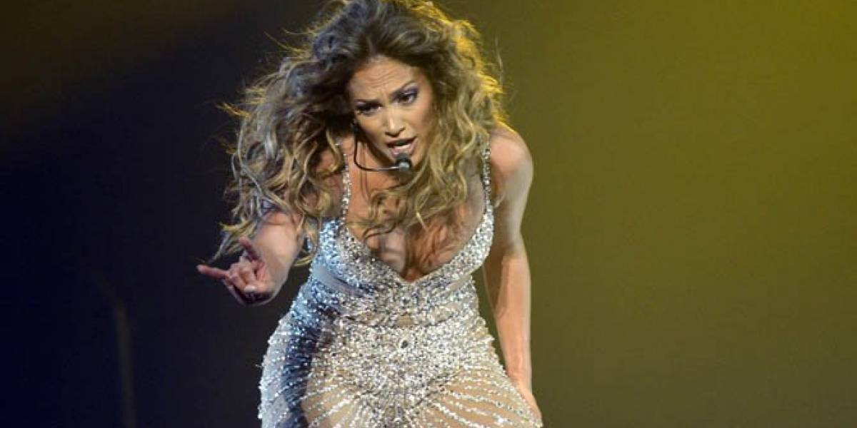La doble de Jennifer Lopez enciende Instagram
