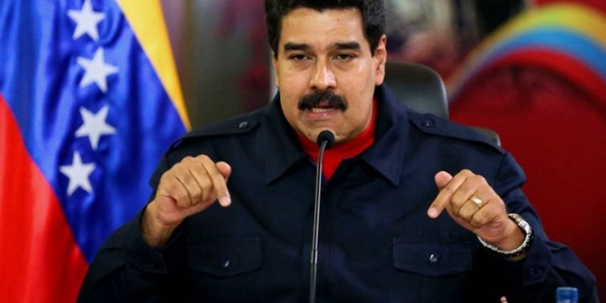 """Maduro citará a jefes de Facebook e Instagram y les amenaza con """"sorpresita"""""""