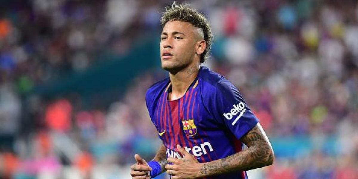 Neymar ya es calificado de traidor en Barcelona