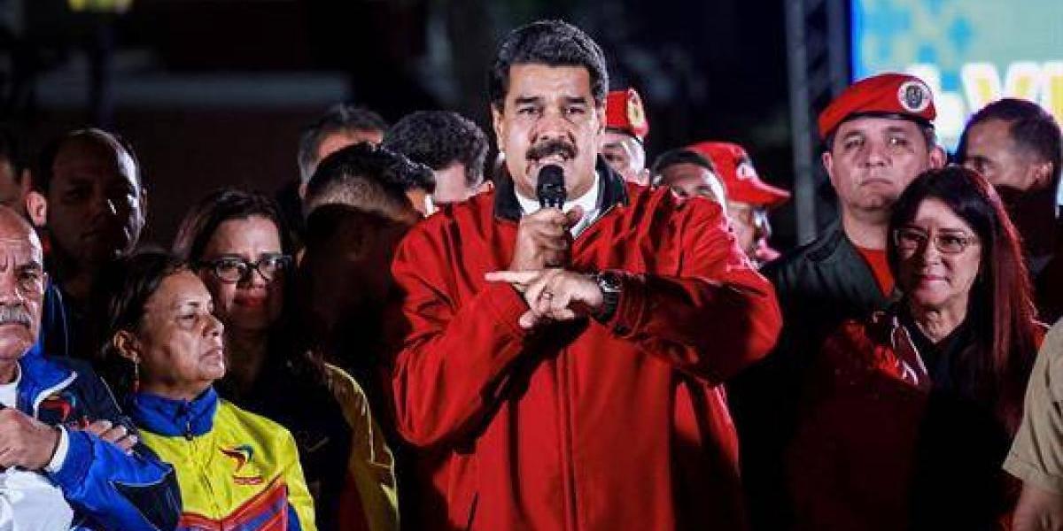 """Maduro compara a Venezuela con """"el pueblo de David"""" y niega cifras de abstención por la Asamblea Constituyente"""