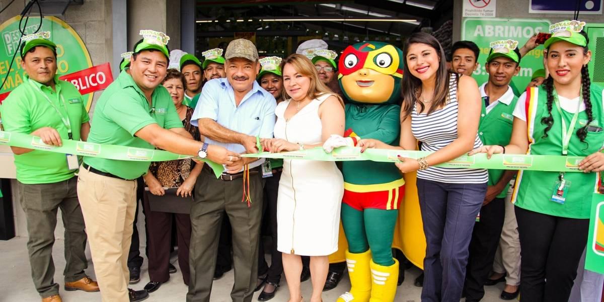 Despensa Familiar abre sus puertas por primera vez en El Progreso