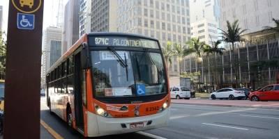 Prefeitura de São Paulo cria teto de R$ 7,7 bilhões para gastos com ônibus