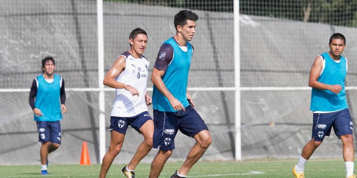 Monterrey regresa a entrenar de cara al duelo contra Xolos