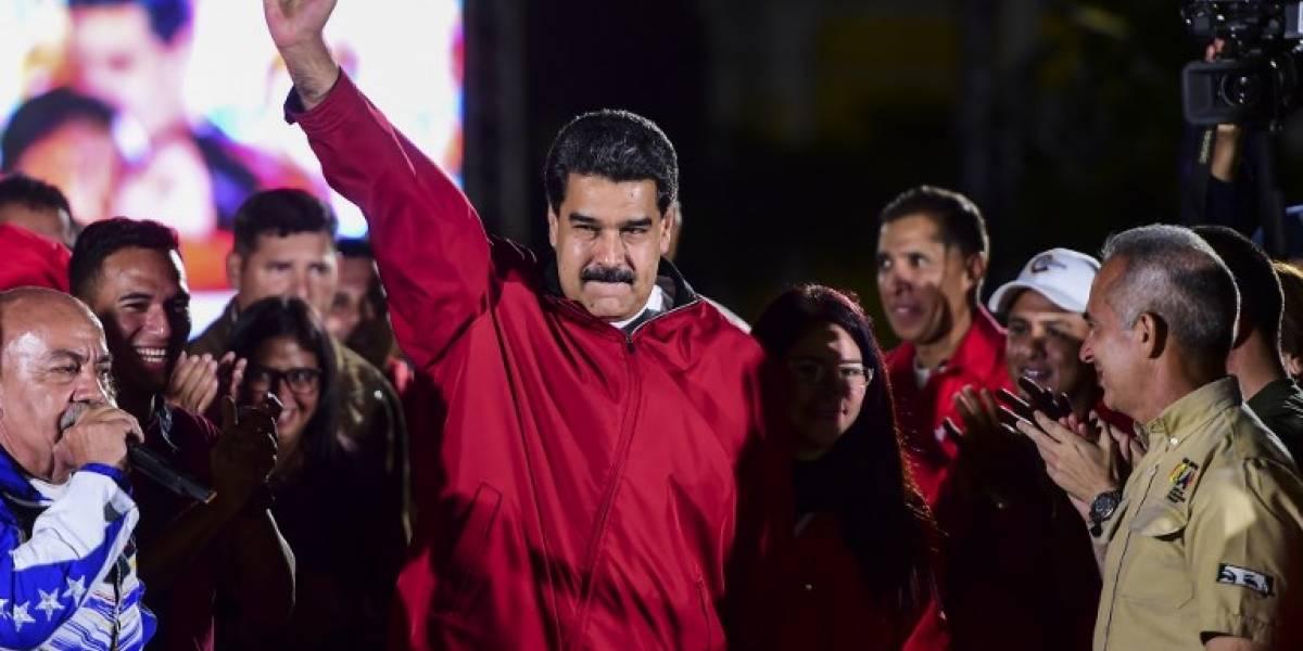 EE. UU. aplica duras sanciones a Maduro por ruptura del orden constitucional en Venezuela