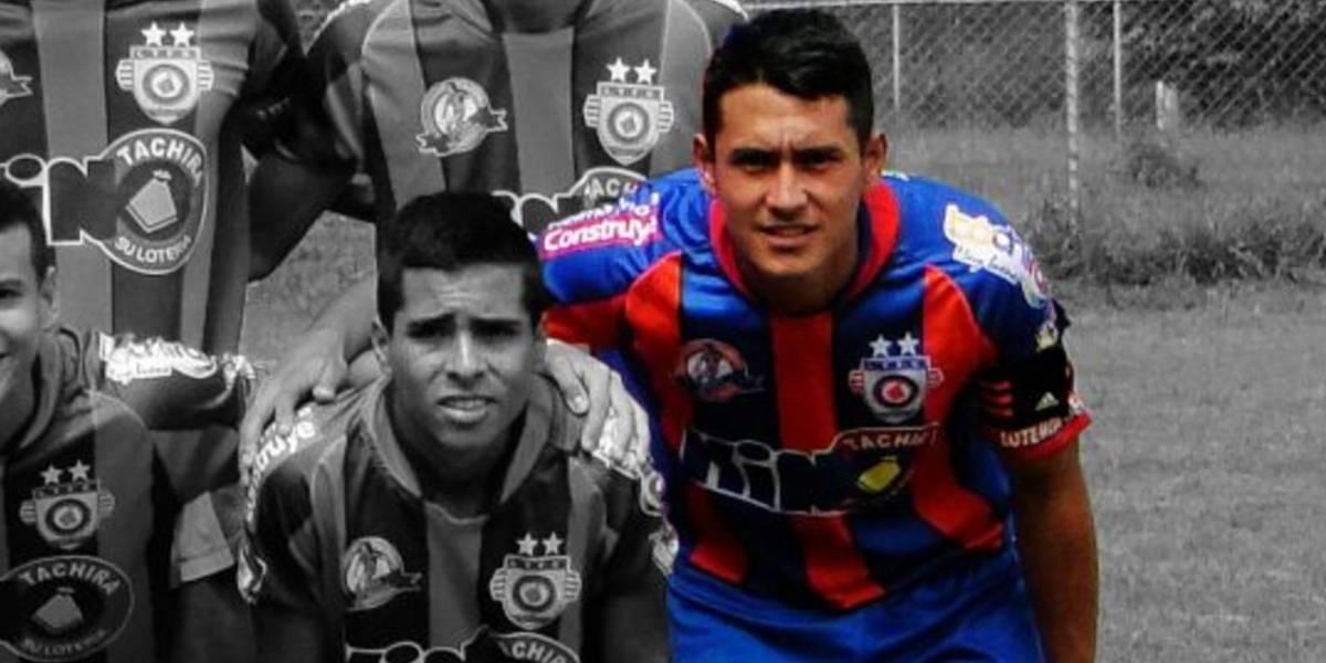 La represión en Venezuela se cobró la vida de un joven futbolista