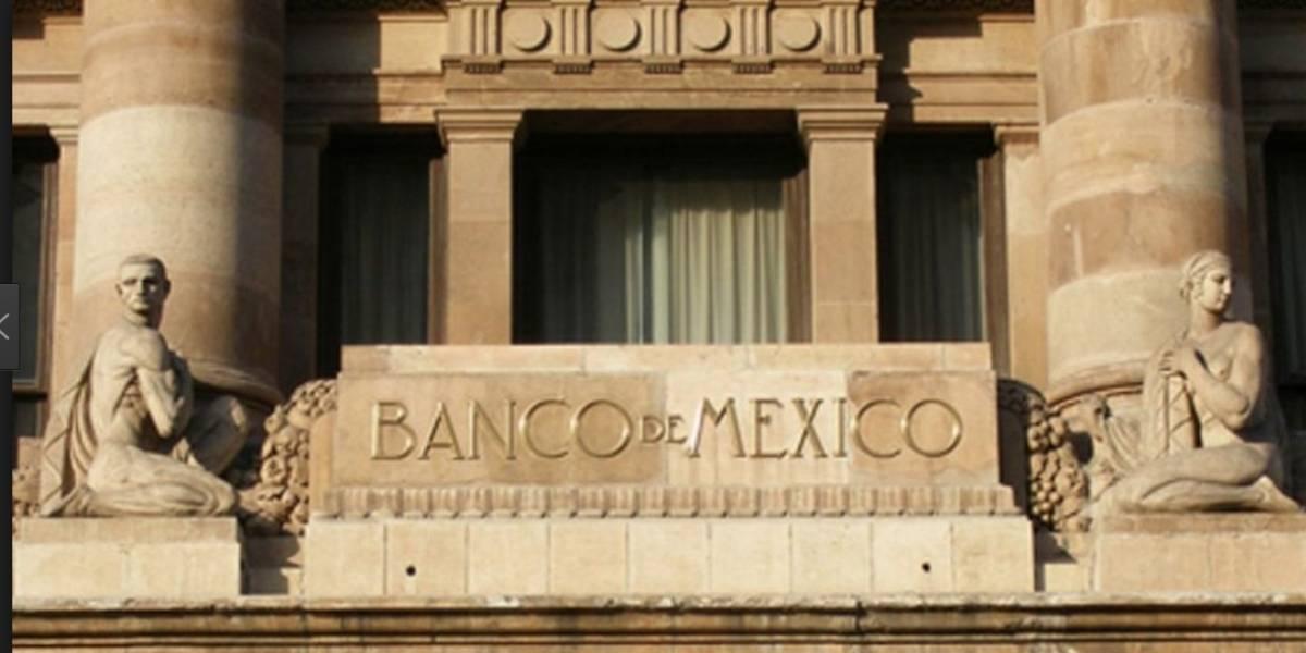 Crédito bancario al sector privado creció 7.1% en junio: Banxico