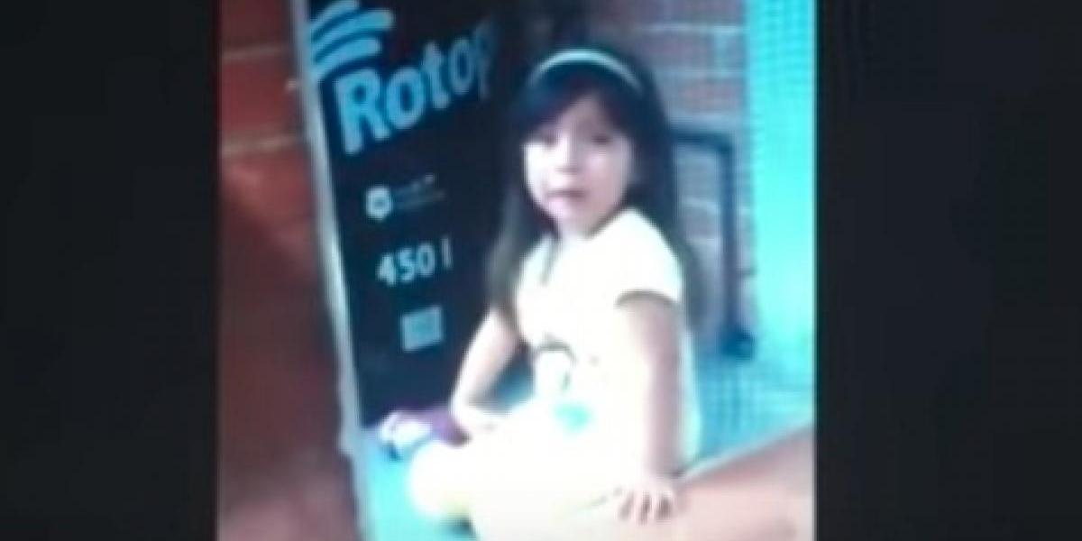 VIDEO: La niña que protagonizó el berrinche más dramático de internet