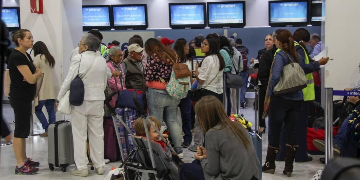 Interjet evalúa dejar de cobrar primera maleta documentada
