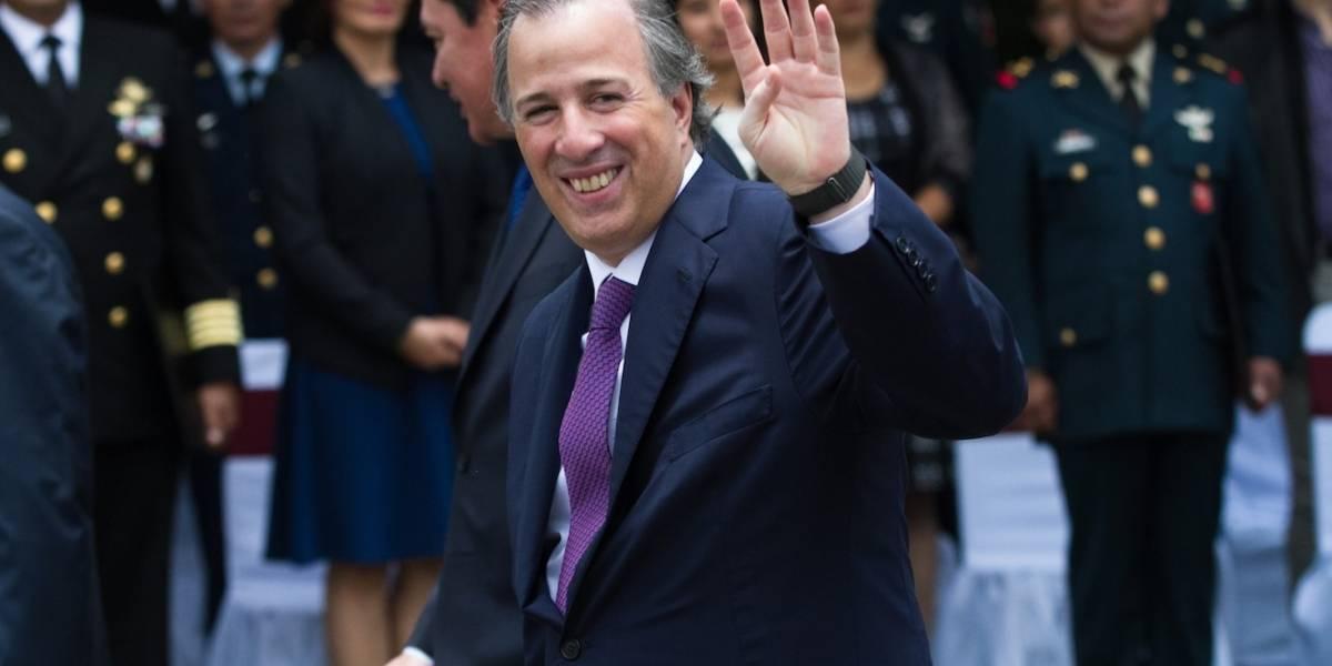 Economía mexicana liga 14 trimestres consecutivos de crecimiento: Meade