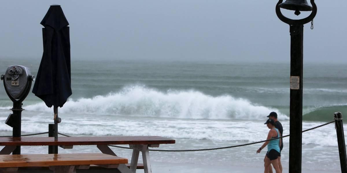 Tormenta Emily ocasiona fuertes lluvias en Florida