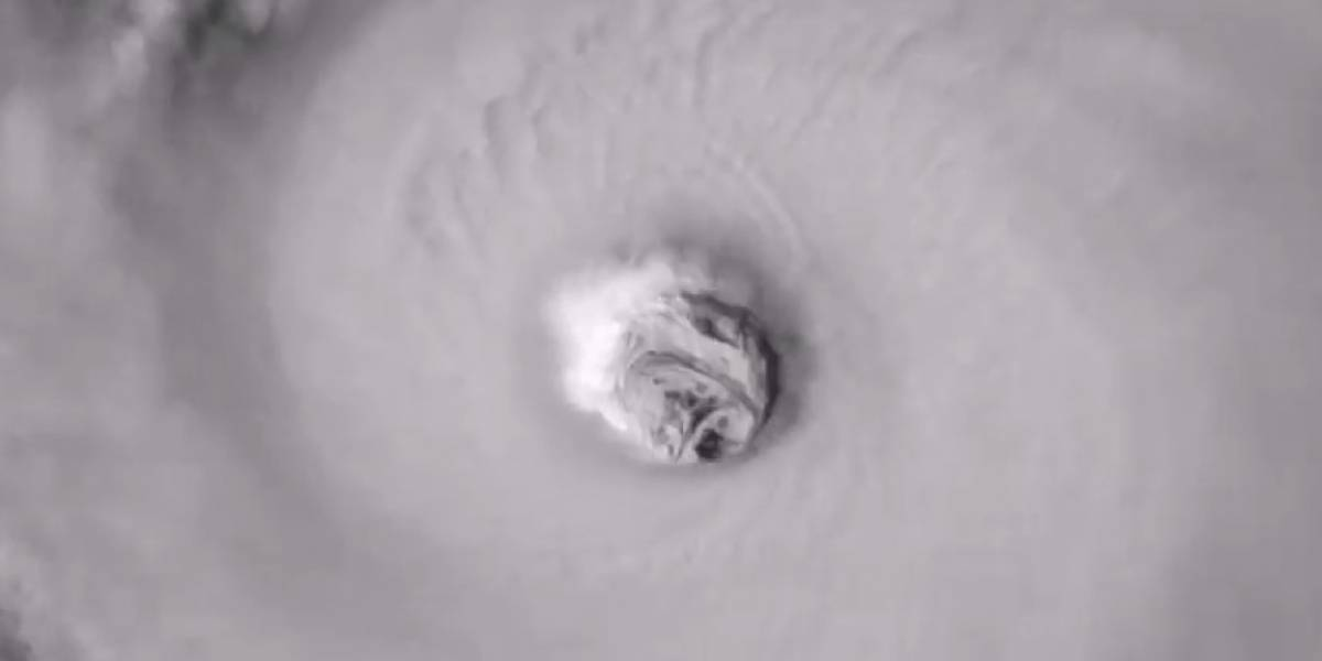 Poderoso tifón Noru amenaza a Japón