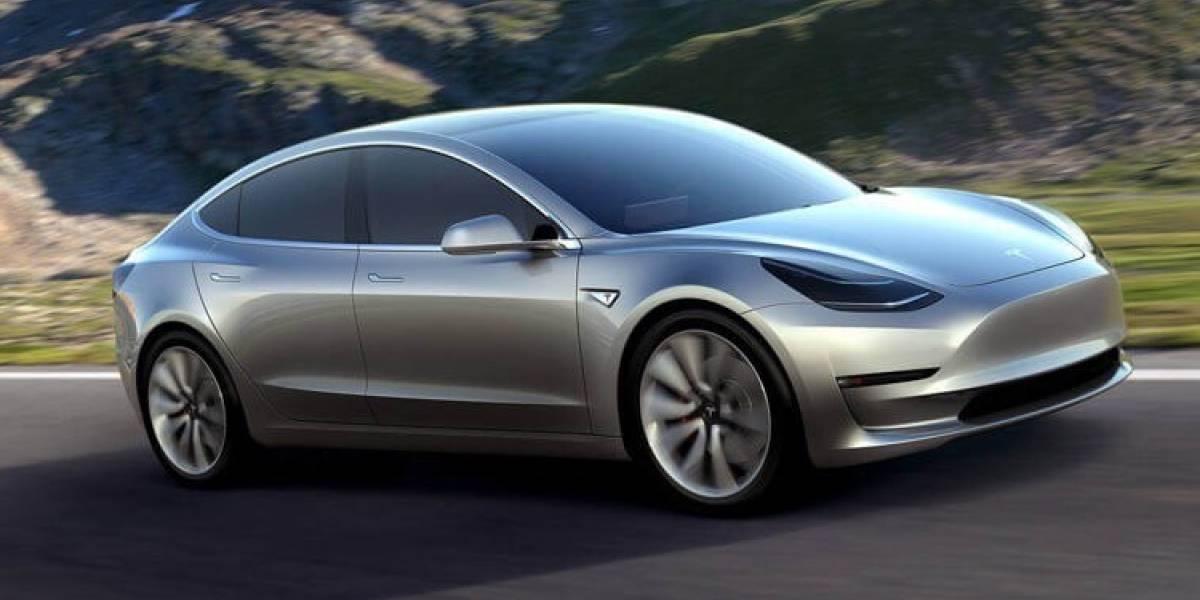 Comienza la entrega de los primeros Tesla Model 3