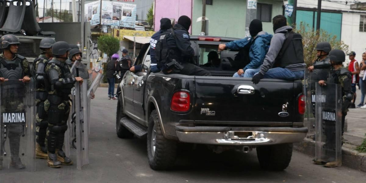 Investigan a dos funcionarios de Tláhuac por nexos con 'El Ojos'