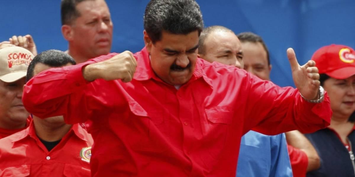 '¿Qué carajo nos importa lo que diga Trump?', responde Maduro a sanciones de EU