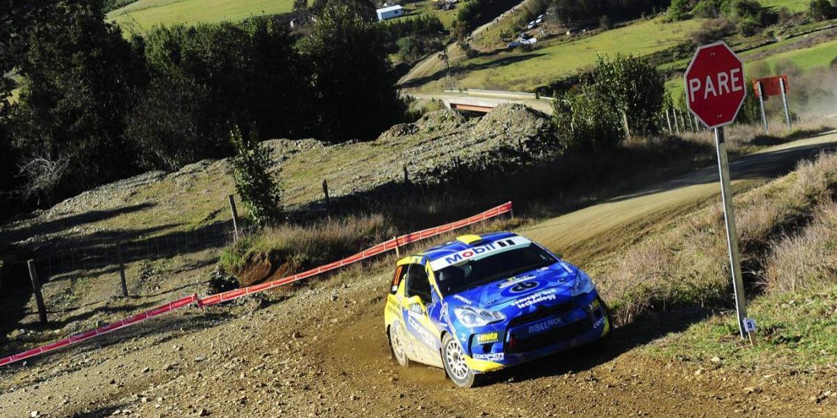RallyMobil: Vidaurre gana en Frutillar y Martínez escala al liderato de la R3