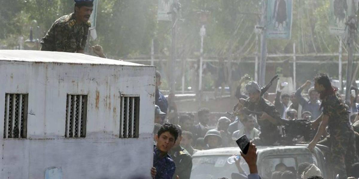 Yemen: Fusilan a hombre en una plaza pública por violar y matar a una menor de 3 años