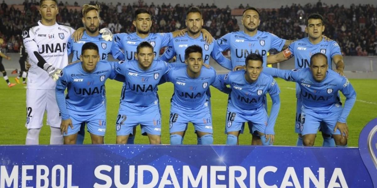 El once de Iquique para remontar la llave de Copa Sudamericana ante Independiente