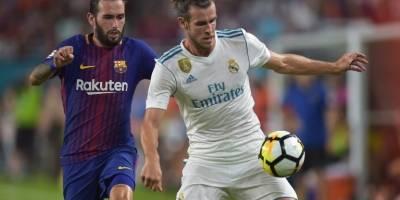 Gareth Bale llegó al Madrid en 2013