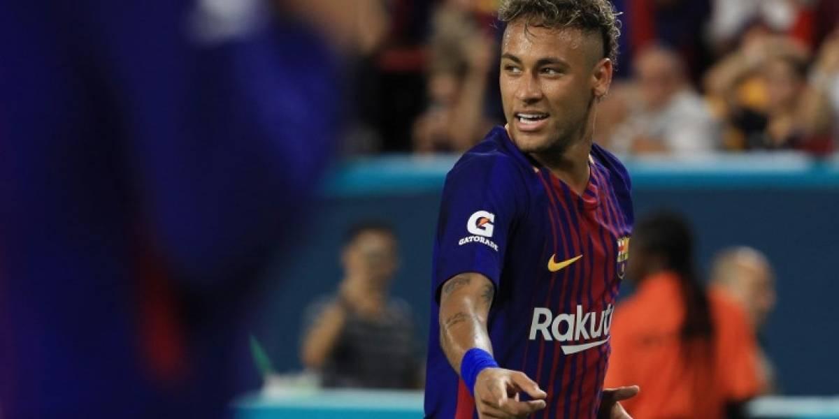 Barcelona presiona a Neymar y le bloquea una prima de 26 millones de euros